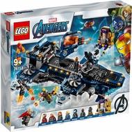 樂高LEGO 76153 SUPER HEROES 超級英雄系列 Avengers Helicarrier