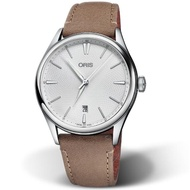 【ORIS 豪利時】ARTELIER日期手錶(73377214051-0752132FC)