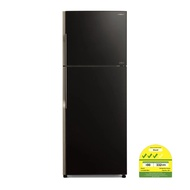 Hitachi R-VG450P3MS-1 365L 2 Door Fridge