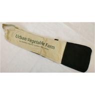 ツールバッグ 【ショルダータイプ】帆布製 日本製 Urban Vegetable Farm 可変伸縮式ショルダーバックタイプ・ホワイト