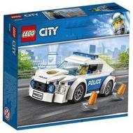 LEGO 樂高 CITY系列 Police 60239 警察巡邏車
