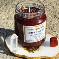 Immune Boost Candle  Immunity Candle  Healing Soy Candle180ml