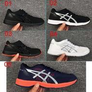 asics arthur's tartherzeal 6 cushioning breathable running shoes