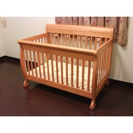 二手台灣製多功能嬰兒床