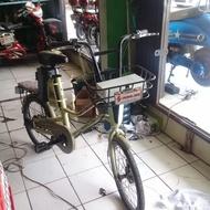 sepeda listrik bekas 2nd