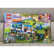 現貨  樂高 LEGO 41339  Friends系列  米雅的露營車