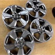 TOYOTA 2020 RAV4 18吋全新原廠鍛造鋁圈