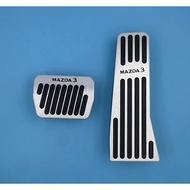 MAZDA 3(四代) 油門 煞車踏板 鋁合金