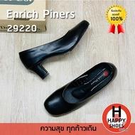 รองเท้าคัชชูหญิง (นักศึกษา) Enrich Piners รุ่น 29220 ส้นสูง 2 นิ้ว สวม ทน สวมใสสบายเท้า
