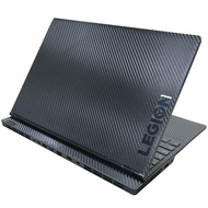 【Ezstick】Lenovo Legion Y530 15 ICH 黑色立體紋機身貼(含上蓋貼、鍵盤週圍貼)
