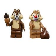 【積木樂園】 樂高 Lego 71024 迪士尼人偶包2 7號8號 花栗鼠 奇奇+蒂蒂 兩款合售