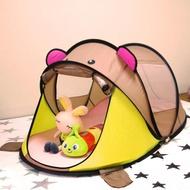 遊戲帳篷 兒童帳篷室內外玩具游戲屋公主寶寶過家家女孩折疊大房子海洋球池 非凡小鋪 JD