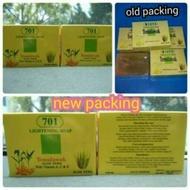 Temulawak Soap 701 / Temulawak Aloe Vera Soap / Temulawak Soap / Aloe Vera Soap