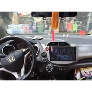 HONDA本田 FIT 10吋安卓版螢幕主機 WIFI.網路電視.藍芽電話