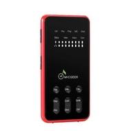 1pcs 3.5mm Professional DSP Live Digital Audio Voice Change Microphone