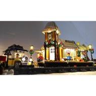 [想樂]『LED燈組(不含盒組)』樂高 燈組 Lego Light 10259 冬季火車站 (無現貨)