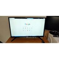 HERAN 禾聯 32吋液晶顯示器+視訊盒/32吋LED電視 HD-32DF9  (二手 電視 中古  顯示器)
