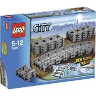 🇯🇵🔱 LEGO-城市系列 鐵軌補充包  7499
