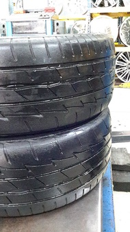 Used Tyre Secondhand Tayar Bridgestone Potenza 215/50R17 (With Installation) 60%Bunga Per 1pc