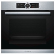 BOSCH 博世 HBG634BS1  60公分嵌入式烤箱 (BOSCH 8系列) ※熱線07-7428010