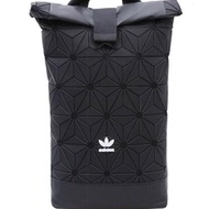 AUTHENTIC Adidas issey miyake 3d mesh top roll backpack gen2