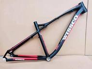 2021 NEW Last 26 27.5 er 17 inch bicycle frame MTB bike part frame super light Aluminum alloy frame