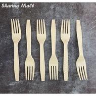 美味餐叉6入-免洗叉子