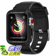 [7美國直購] 錶帶 Spigen Rugged Armor Pro for Apple Watch Band with Case for 42mm Apple Watch Series 3