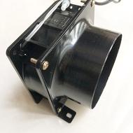 4吋/6吋風扇用圓形環框/排風扇要接風管必備/模型噴漆抽風可用(注意!不含風扇)