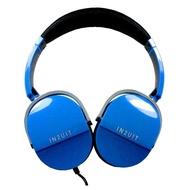 C500 時尚混合式靜電耳罩式耳機 - 藍寶堅尼藍