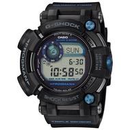 CASIO 卡西歐 G-SHOCK GWF-D1000B-1 FROGMAN 蛙王 黑x藍