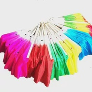 Fan Dancing-Fan Perform Pink Green Kids Red 15-Yangge On-Sale Colorful Hot-Sell Cheap