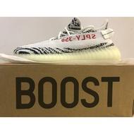 Adidas Yeezy Boost 350 白斑馬鞋 經典款