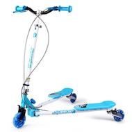 小型蛙式滑板車(運動車) 滑板車 FLIKER AIR 休閒 三輪滑板車 搖擺車 蛙式車 歡迎試騎