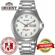 (READY STOCK) ORIENT UG0Q005S Quartz Contemporary Watch Stainless Steel Ladies' Watch