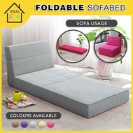 U.P. $129 Foldable Sofabed /  Sofa /  Mattress