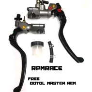 (New) Izumi Brembo Brake Master Plus Left Right Brake Clutch