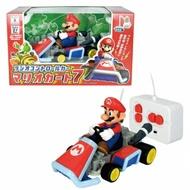 【日本正版】超級瑪利 無線遙控車 Q版 瑪莉歐 賽車 玩具車 遙控汽車 003879