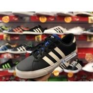 帝安諾- 暫時缺貨 - 出清Adidas Daily  NEO Casual 黑白 F99637 板鞋 運動鞋 網球鞋