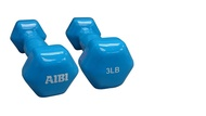 AIBI Vinyl Dumbbell 3 lb at $24 for a pair!