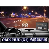 大新竹【阿勇的店】最新國民機 OBDII HUD抬頭顯示器LUXGEN U6 M7 S5 Turbo ECO Hyper