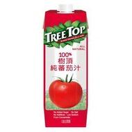 樹頂純番茄汁1000ml/瓶*2瓶