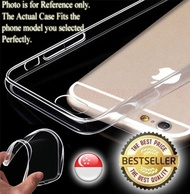 for Oppo R11 / R11 Plus / R11+ / R11S Plus / R11S+ Transparent Gel Case Casing Cover/Tempered Glass
