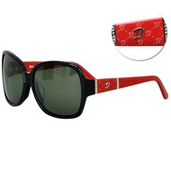 BOLON 太陽眼鏡 貴氣水鑽款   |  紅黑 623-01