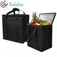 Insulated Thermal Delivery Box Delivery Bag Motorcycle Delivery Insulated Bag Takeaway Bag Food Delivery Bag Waterproof
