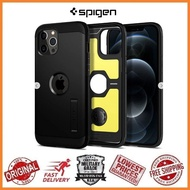ORIGINAL SPIGEN Tough Armor IPHONE 12 / IPHONE 12 MINI / IPHONE 12 PRO / IPHONE 12 PRO MAX Phone Case Cover Casing