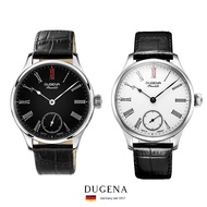 德國【Dugena】復古限量手動上鏈男士機械錶