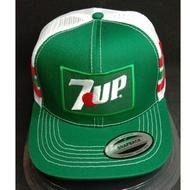[READY STOCK] 🔥TOPI VINTAGE 7UP , PEPSI COLA / COCA COLATRUCKERS / CAP 🇺🇸TAG MADE IN USA 🔥READY STOCK