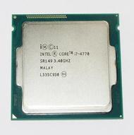 【大媽電腦】品相優 Intel Core i7-4770 四核心 CPU 1150腳位 3.4G 8M SR149 #1