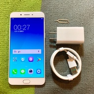 OPPO R9s Plus 64G 金 6吋 9成新 歐珀 R9s+ R9splus 雙卡雙待 二手機 面交 貨到付款